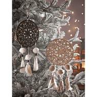 Two Dreamcatcher Decorations