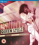 Queen: A Night at the Odeon [Blu-Ray] [Region Free]
