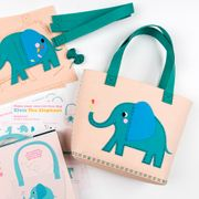 Cheap Sew Your Own Elvis the Elephant Tote Bag - Save £5 at Rexlondon