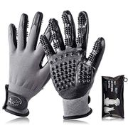 Pet Grooming Gloves 60% off + Free Delivery