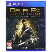 PS4 / Xbox One Deus Ex Mankind Divided Day One Ed. from £3.89 W/code at 365games
