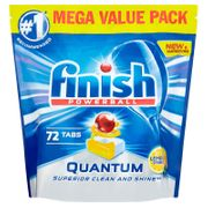 Finish Powerball Quantum 72pk - Lemon Sparkle