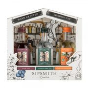 Sipsmith Distillery Gift Set 3X5cl