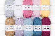 Win a Pack of Paintbox Aran Yarn from Simply Knitting Magazine