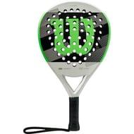 Wilson Blade Padel Racket - Black/Green/White