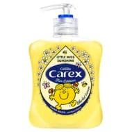 Carex Mr Men Little Miss 250ml Sherbet Lemon Handwash