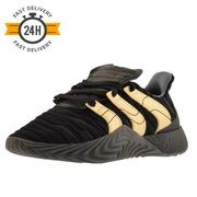Adidas Sobakov Boost Trainers Black Size 8 (42)