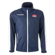 Edinburgh Rugby Training Waterproof Jacket