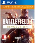 Cheap Battlefield 1 Revolution (PS4) £6.99 Delivered at Argos eBay, Only £6.99!