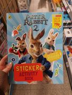 Peter Rabbit Sticker Activity Books
