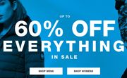 Superdry Sale - Save Up To 60%