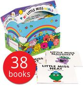 My Little Miss World Collection - 38 Books
