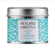 Heyland & Whittle - FREE Clementine & Prosecco Candle in a Tin (Min. Spend £25)