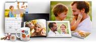 Up to 50% off Personalised Photo Books, Mugs Calendars Prints Etc at Printerpix
