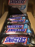 18x Snickers Protein Bar (18x47g) at Lowpricefoods