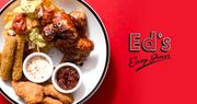 40% off Mains at Eds Easy Diner