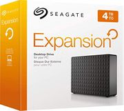 Seagate 4 TB Expansion USB 3.0 Desktop External Hard Drive