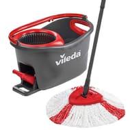 Vileda Turbo Spin Mop and Bucket Set