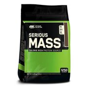 Optimum Nutrition Serious Mass - Chocolate - Bbe: August 2020