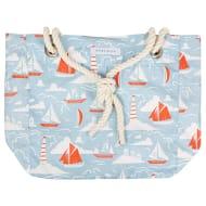 Windy Sailing Rope Handle Bag