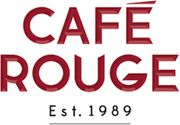 25% off at Cafe Rouge