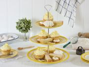 50% off a Standard Mixing Bowl with Any Cake Stand Purchased!
