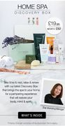 The Home Spa Exclusive Discovery Box (Worth £82)