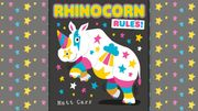 Win 1 of 5 copies of the Adorable Rhinocorn Rules