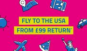 STA Travel - Fly to the USA from £99 Return!