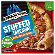 Chicago Town Vegan Pizza £2 490g + FREE* Ben&Jerrys