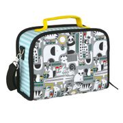 Petit Collage Eco-Friendly Animals Lunch Box