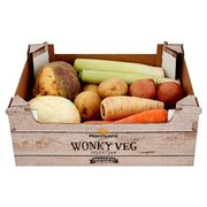 £3.50 Wonky Veg Box* at Morrisons - Only £3.50!