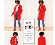 Save £151 on This Gorgeous Coat