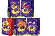 Large Easter Eggs 1/2 Price at Morrisons