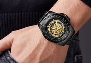 Limited Edition Hand-Assembled Anthony James Sports Watch + EXTRA 6% Off