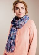 Receive a Free Ultra Soft Printed Scarf (Worth £60) When You Spend £90 or More