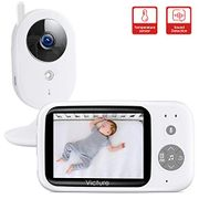 Victure Video Baby Monitor with Digital Camera Support Infrared Night Vision