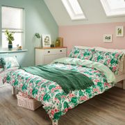 Wilko Discovery Tropical Duvet Set Double
