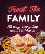 Treat the Family for £17