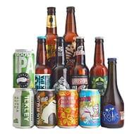 CASE PRICE Beer Hawk Mixed Craft IPA Beer Case of 12