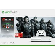 Xbox One S 1TB with Gears 5, White - Only £198.55