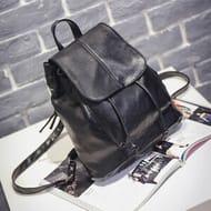 Women Girls Ladies Backpack Travel Shoulder Bag PU Leather Rucksack Handbag NEW