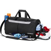 Sports Gym Bag with Shoes Compartment and Wet Pocket