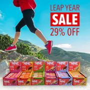 29% off ALL Flavours | Leap Year Sale
