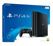 PS4 Pro 1TB Console Only £317.99