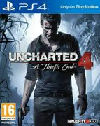 Uncharted 4 (PS4) - £9.65 at Ebay