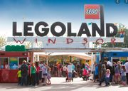 LEGOLAND Windsor Break - Kids Go FREE + 2nd Day FREE From £30pp + FREE Pass!