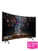 """*SAVE over £600* Samsung (2019) 65"""" Ultra HD, 4K Certified HDR Smart Curved TV"""
