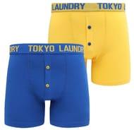 Tokyo Laundry - 6 Men's Boxer Shorts For £20