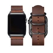 BesBand Retro Leather Bands Compatible